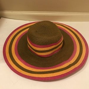 Collectioneighteen straw hat